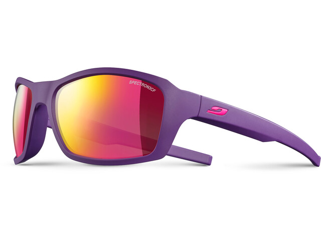 Julbo Extend 2.0 Spectron 3 Sunglasses Kids matt purple-multilayer pink